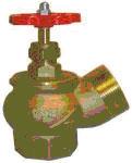 краны латунные пожарные